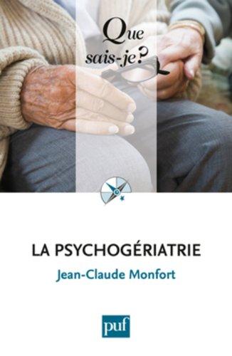 La psychogriatrie
