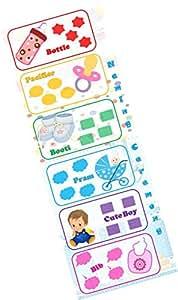Party Stuff Naming Ceremony Theme Tambola Housie Tickets - Naming Ceremony kukuba 1 - Designer Kukuba (12 Cards)   Kitty Games
