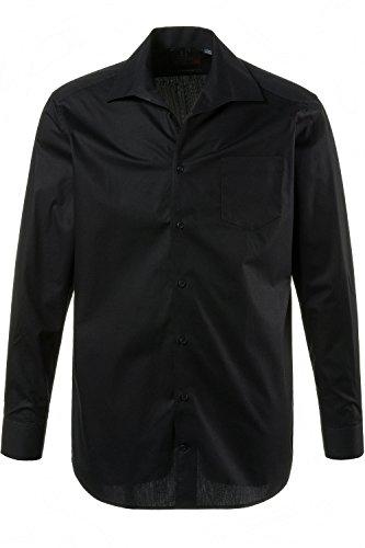 JP 1880 Homme Grandes tailles Chemise 703633 Noir
