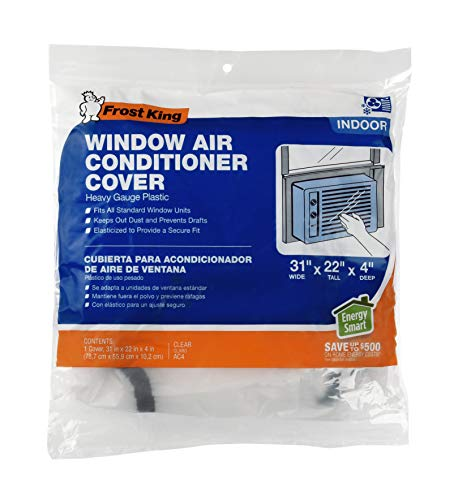 THERMWELL - Indoor Window Air Conditioner Cover -