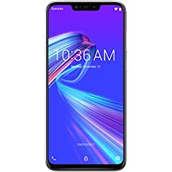 Asus, Zenfone Max M2, Smartphone débloqué, 4G (6,3 Pouces, 32Go, Double Nano SIM + MicroSD, Android 8.1) Argent