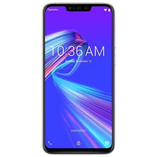 ASUS ZenFone MAX ZB633KL-4J072EU 16 cm (6.3') 4 GB 32 GB SIM Doble 4G Plata 4000 mAh - Smartphone (16 cm (6.3'), 4 GB, 32 GB, 13 MP, Android 8.0, Plata)