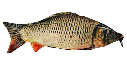 Mäppchen Federtasche Schlamperbox Federmäppchen Schüleretui Karpfen Stiftemappe Fisch [008]