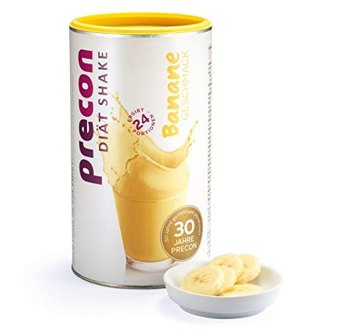 Precon BCM Diät Shake - Banane - 24 Portionen (480 g)