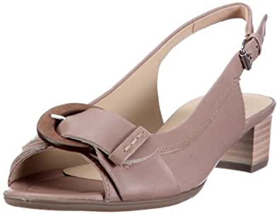 Högl shoe fashion GmbH 3-102821-19000, Damen Sandalen, Beige (taupe 1900), EU 34.5 (UK 2.5)