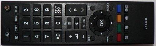 CT-90326 CT90326 mando analógico original Toshiba