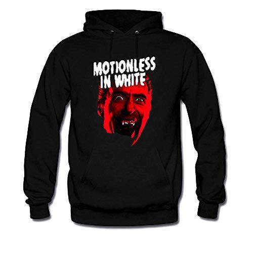 Lu JinQuan Motionless in White Dracula Men's Hoody