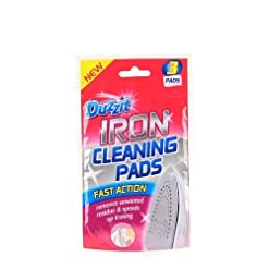Duzzit Iron Cleaning Pads 3 Pack – DZT1058