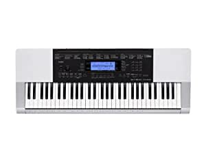 Casio CTK-4200 61 Key Piano Style Touch Response Keyboard With No AC Adapter
