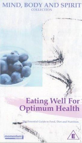 Preisvergleich Produktbild Eating Well for Optimum Health [VHS] [UK Import]