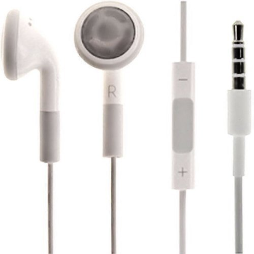 ORIGINAL APPLE STEREO HEADSET 3,5 mm (MB-770) - Apple ipad - Apple ipad 2 - Apple iPad 3 - Apple iPhone 1.0 - Apple iPhone 2G - Apple iPhone 3G - Apple iPhone 3Gs - Apple iPhone 4 - Apple iPhone 4s - Apple iPod Touch 2G - Apple iPod Touch 3G - Apple iPod Touch 4G - Apple iPod Nano 4G - Apple iPod nano 5G - Apple iPod Nano 6G - Apple iPod Classic 120 GB - Apple iPod Classic 160 GB - Apple iPod Shuffle 4G - Apple iPod Shuffle 3G