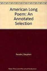 American Long Poem