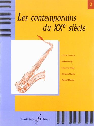 Les Contemporains Ecrivent pour les Instruments a ...