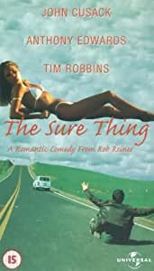 The Sure Thing [VHS] (1985)