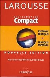 Larousse Compact Français-Espagnol