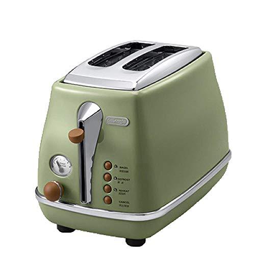 Die Brot - toaster automatische toaster 2 Stück zum Frühstück, Olivgrün -