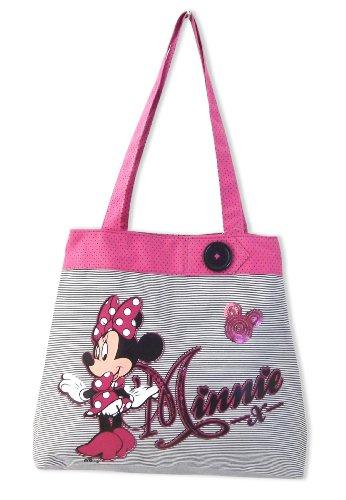 Strand-/Einkaufstasche mit Disney-Minnie-Maus-Motiv