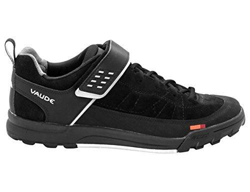 Vaude Unisex-Erwachsene Moab Low Am Radsportschuhe Schwarz (Black)