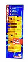 Simba 106125033 - Games and More, Holz-Wackelturm
