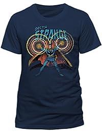 Cid Marvel Comics - Doctor Strange Pose - T-Shirt - Homme
