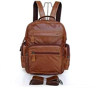 stilord sac dos cuir homme femme backpack sac en. Black Bedroom Furniture Sets. Home Design Ideas