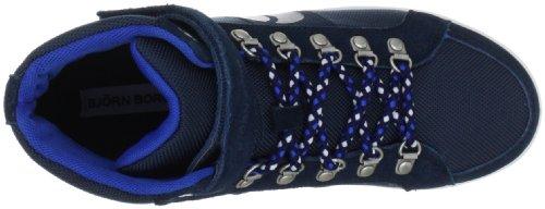 Björn Borg High Sneaker Mally Mid NYL Blau (PETROL 8600)