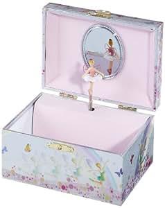 Spieluhrenwelt Kinder-Schmuckdose Cinderella Spielt die Melodie Cinderellas Dream Of Ball 28028