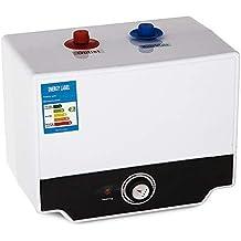 Cueffer Calentador de Agua Eléctrico Calentador de Agua Instantáneo Calentador de Agua Eléctrico con Tanque de