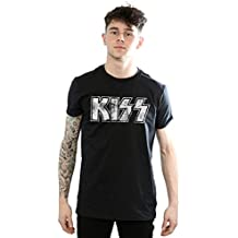 Absolute Cult Kiss Hombre Army Logo Camiseta Sin Mangas YyWUaFPe