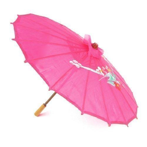 flower-print-pink-cloth-bamboo-21-dia-chinese-oriental-umbrella-parasol