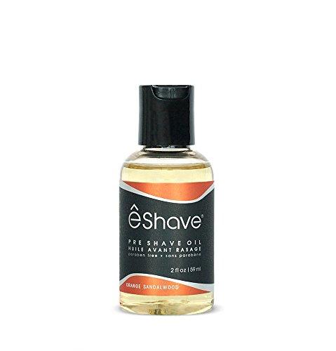 eShave Orange Sandalwood Pre Shave Oil 59ml -
