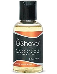 eShave Orange Sandalwood Pre Shave Oil 59ml