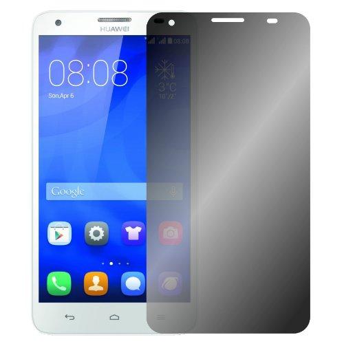 Slabo Blickschutzfolie Huawei Ascend G750 Sichtschutz Displayschutzfolie