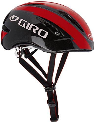 Rot Giro Snowboard-helm (Giro Helm Air Attack Mehrfarbig rot / schwarz S)
