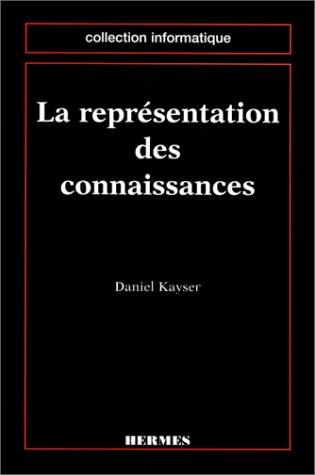 La représentation des connaissances par Daniel Kayser