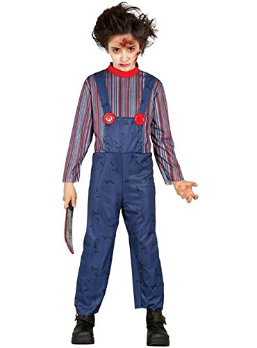Disfraz Halloween Killer Doll niños varias tallas