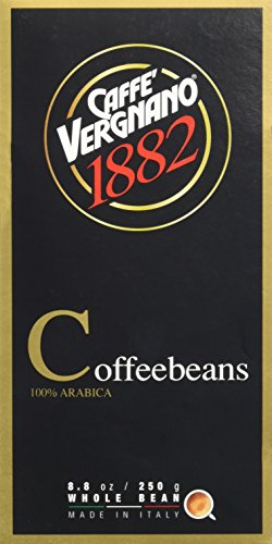 Caffè Vergnano 1882 Coffee Beans 250 grammi
