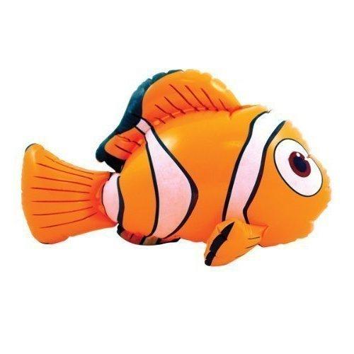 2xinflatable 45cm Nemo Clown ()