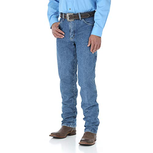 Wrangler Herren Jeanshose 20X Original-Fit - Blau - 40W / 36L -