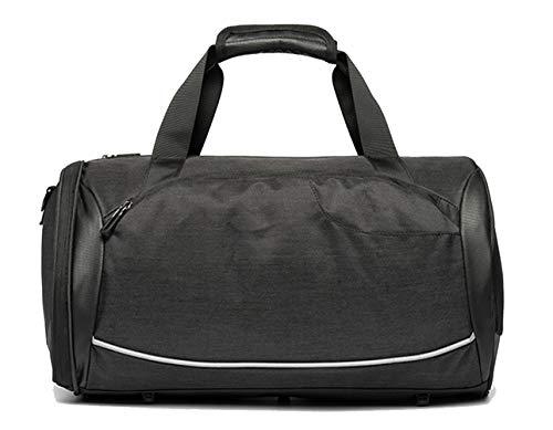 JIAOO Hohe Qualität Sporttasche Männer Reisetasche mit Schuhfach Gym Fitness Tasche,Henkeltasche sportliche Reisetasche,umhängetasche, Fitnesstasche Handgepäck Weekender Groß für Herren und Frauen
