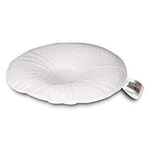 S-SIZE Mimos Baby Pillow For Flat Head (Plagiocephaly) - Air Flow Safety Medical Device for Head Circumference Between 36 and 46cm (Before XL)
