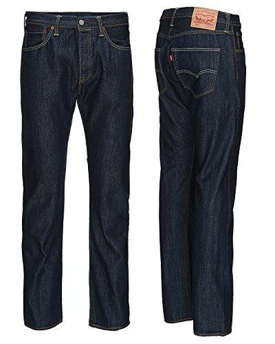 Designer Me - 501 Original Fit - Jeans Homme Bleu (31)