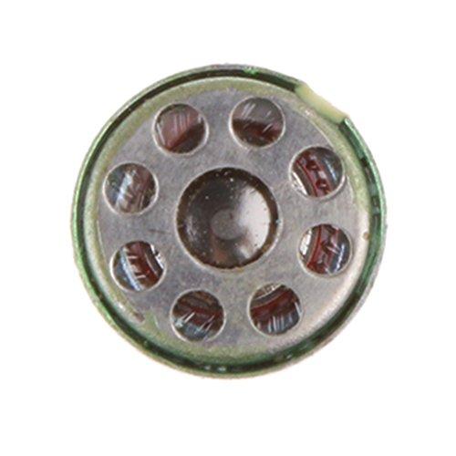 sourcingmap/® R/éparation 8 Ohm 1W 32 mm de diam/ètre et haut-Parleur /à aimant