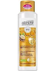 Lavera Soin en Profondeur/Réparation 2-en-1 Shampooing/Apres Shampooing Bio 200 ml
