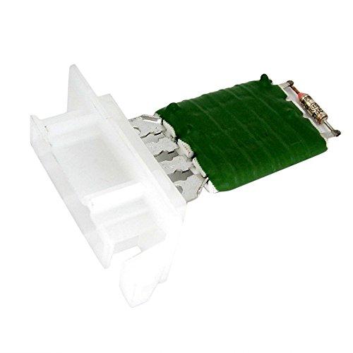 Universal Auto AC Heizung Fan Gebläse Motor Tandem Widerstand Regler Für Klimaanlage Geschwindigkeit Widerstand 1845781 9180020 farbe: weiß & grün