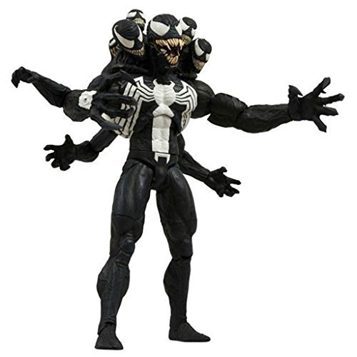 Anime Cartoon Spiderman/Venom Juego Personaje Modelo Estatua Alto 20cm