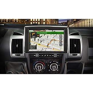 Alpine-X902D-DU-Touchscreen-Navigator-festinstalliert-9-Zoll-LCD-Scwarz–Navi-Ost-und-Westeuropa-229-cm-9-Zoll-800-x-480-Pixel-LCD-AVI-H264-MKV-MP4