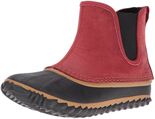 Sorel Damen Out N Über Chelsea Shell Boot, 41 EUR, Gypsy