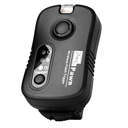 Pixel Pawn RX Wireless Flash Trigger - Single Receiver For Canon