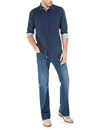 Salsa - Bootcut jeans Derby avec délavage moyen - Homme